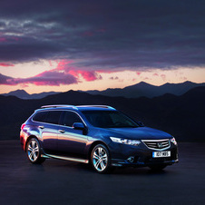 Honda Accord Tourer 2.2 i-DTEC Executive AT