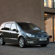 Ford Galaxy 2.0TDCi PowerShift 163cv Titanium