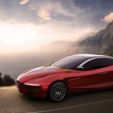 The Gloria concept gave an idea of what Alfa Romeo was thinking with the Giulia
