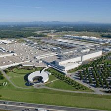 BMW's Spartanburg plant has been a major success for the company