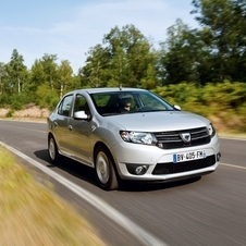 Dacia Logan 1.5 dCi FAP ECO2 Confort Business