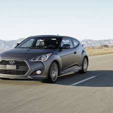 The latest Korean-built Hyundai in Europe will be the Veloster Turbo