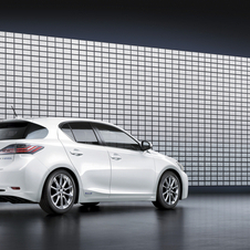 Lexus CT200h Dynamic