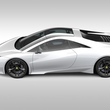 The Esprit is the only Lotus concept from 2010 that survived