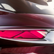 As with most modern cars, the Wild Rubis gets LED taillights