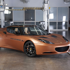 Lotus Evora 414 Hybrid Shows Future of Green Track Cars