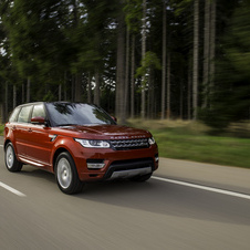 Land Rover Range Rover Sport 4.4 SDV6 Autobiography