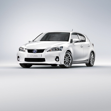 Lexus CT200h Convenience + Dynamic