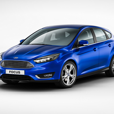 Ford expects the Focus will regain a slot as the best-handling car in the class