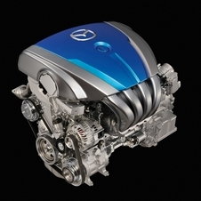 The goal of Skyactiv 2 is to increase engine compression