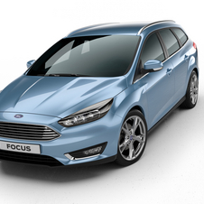 Ford has given the Focus a redesign that reflects the One Ford global design language