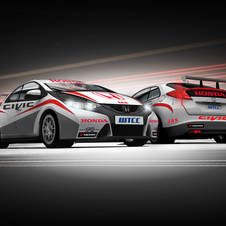 Honda Civic Enters World Touring Car Championship