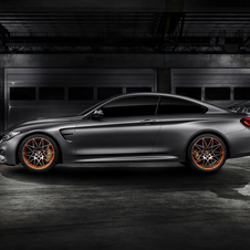 The output of the M4 GTS should be around 460hp, 35hp more than the current M4