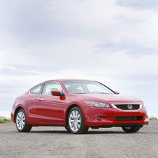 Honda Accord Coupe LX-S 5-Spd AT