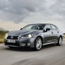 Lexus GS 450h Executive