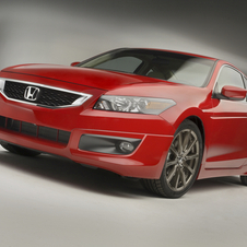 Honda Accord Coupe LX-S 5-Spd MT