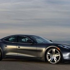 Fisker started delivering Karmas to customers in late 2011