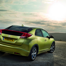 The New Generation 5-door Civic