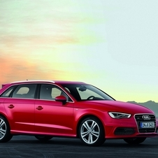Audi A3 Sportback 2.0 TDI Attraction S tronic