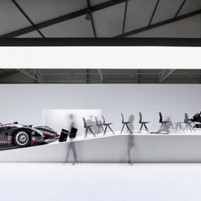 The exhibit in Miami will include prototypes and the R18 Ultra
