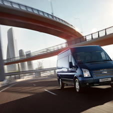 Ford Transit Combi FT 350 2.2 TDCi Long Trend DPF