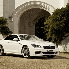 BMW 650i Coupé xDrive AT