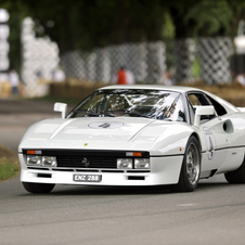 His design for the 288GTO was the predecessor to the F40