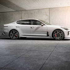 With the GT version Kia is targeting a 5.1 sprint from 0 to 100km/h and a 268km/h top speed