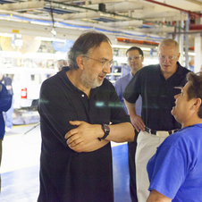 Marchionne says that Fiat and the UAW are not close on a price