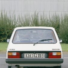 Citroën LNA Enterprise