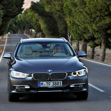 BMW 318d Touring xDrive