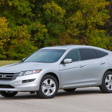 Honda Accord Crosstour EX-L 4WD 5-Spd AT