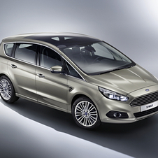 New platform of the S-Max is shared with the new Mondeo, the Edge SUV and the future Galaxy