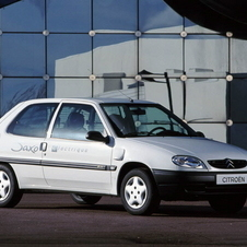 Citroën Saxo Electrique Enterprise