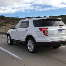 Ford Explorer Limited FWD