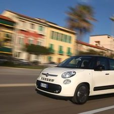 From 2013, the 500L will also come as a Natural Power version with the Turbo TwinAir engine using a methane fuel system.