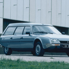 Citroën CX 25 Diesel Break