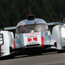 Audi has three cars ready for Le Mans