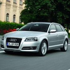 Audi A3 Sportback 1.6 TDI Attraction S tronic