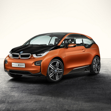 It says that it already has several hundred pre-orders for the i3