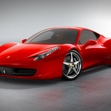 The current Ferrari 458 is considered the 17th best car of all time