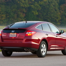 Honda Accord Crosstour EX 2WD 5-Spd AT