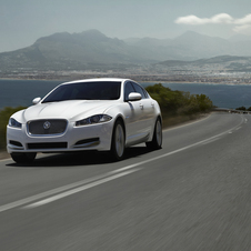 Jaguar XF 5.0 V8 Luxury