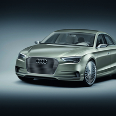 The A3 E-tron will be out in 2014 as a plug-in hybrid