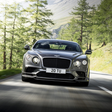 The Supersports will be the last version of the current Continental generation