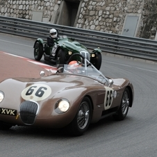 The C-Type was produced from 1951 to 1953