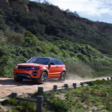 Range Rover Evoque gets more powerful version