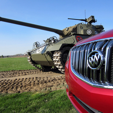 Buick built the Hellcat tank during World War 2