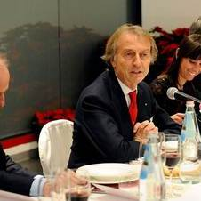 Ferrari Boss di Montezemolo Looks Back on 20 Years with Company