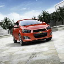 Chevrolet Sonic Turbo Now Available with Six-Speed Automatic